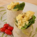 Scramble Egg Wrap