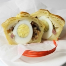 Snack in Puff Pastry