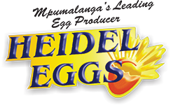 Heidel Eggs – Mpumalanga's leading egg producer Logo