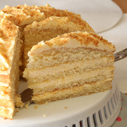 Custard Filling Recipe For Sponge Cake
